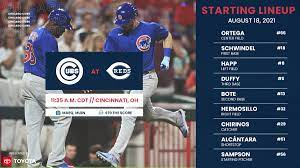 Chicago Cubs - Home
