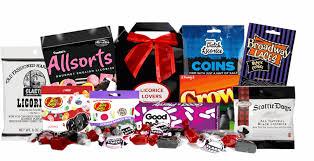 licorice gift box