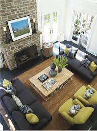 living room furniture layout ideas. Furniture Layout Ideas : Balance And Symmetry - Kylie M Interiors. Learn How To Create A Layout. Love This Living Room With Gray Couches, E