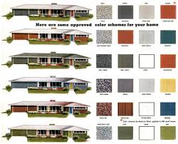 Color Schemes For Homes Exterior Exterior Paint Color Schemes - Color schemes for house exterior