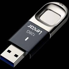 <b>JumpDrive</b>® <b>Fingerprint F35 Flash Drive</b> User Manual for Windows