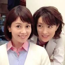 沢口靖子若村麻由美奇跡のアラフィフ2ショットに美しすぎ可愛すぎ