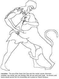 Small Picture Greek Gods And Goddesses Coloring Pages Free Coloring Home