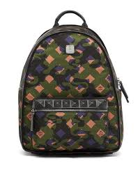 gucci book bags for men. mcm dieter munich lion camo canvas backpack, green gucci book bags for men c