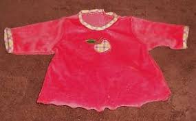 AMERICAN GIRL BITTY BABY SWING TOP FROM AUTUMN SET BITTY TWINS ...