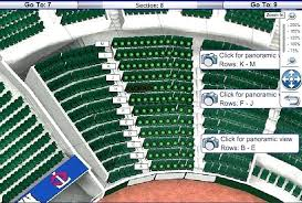 Comerica Park Seating Chart By Rows Miller Park Seat View Mysmp Co