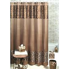 shower curtain and rug sets bathroom with rugs set fine curtains matching
