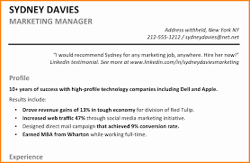 11 Resume Summary Statement Examples How To Make A Cv