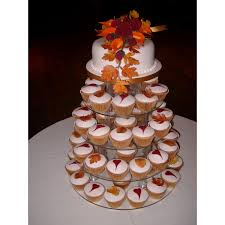fall wedding cupcakes. Wonderful Cupcakes Autumnal Cupcakes Throughout Fall Wedding C