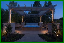pergola lighting ideas design. Awesome Outdoor String Lights Hanging For Pergola Of On Trend And Lighting Ideas Design