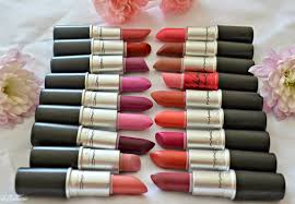 My Mac Lipstick Collection Dolly Dowsie