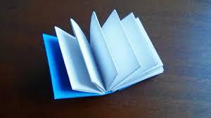 Crea un mini libro origami fai da te creazioni guidecentral