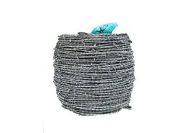 Ok Brand High Tensile Barbed Wire 2 Point 15 5 Gauge Class Iii