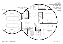 Apartments Earth Home Plans Underground Home Plans Dome Floor On