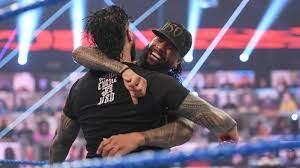 SmackDown: Jimmy Uso terug en hij kiest ...