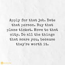 How To Do A Quote For A Job Apply For That Job Date That Person Quotes For Life