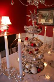 red and silver table decorations. This Is A Red And Silver Simple Decoration That Won\u0027t Cost You Much. Table Decorations