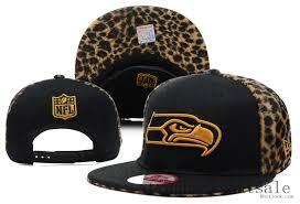 Leopard Seahawks Snapback Seattle Nfl Cap… Hats Print Black Flickr