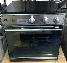 Gas Vs Electric Oven Gas And Electric Oven Combination