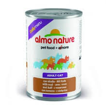 <b>Консервы</b> для кошек <b>Almo nature Daily</b> menu с телятиной ...