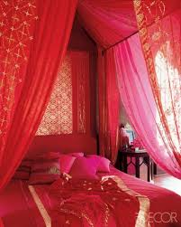 This Indian Inspired Bedroom Featured On Elle Decor Looks Like A Truly  Romantic Spot For