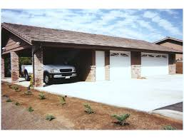 Custom Garage Builder Can Match House Southern California San