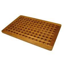 teak shower mat16