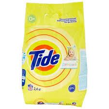 Характеристики модели <b>Стиральный порошок Tide</b> Детский ...