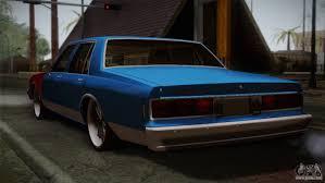 Chevy Caprice Hustler & Flow for GTA San Andreas