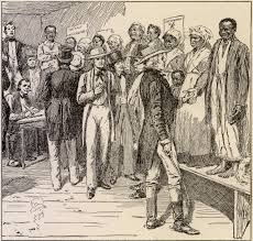 history of slavery new orleans slave auction