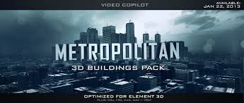What Is A Metropolitan Video Copilot After Effects Tutorials Plug Ins And Stock