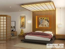 Bedroom: Japanese Bedroom Inspirational Japanese Interior Design Ideas  Style And Elements - Japanese Themed Bedroom