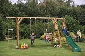 garden swing set attractive childrens with slide headstrom saturn inside 7