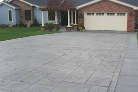 Stamped Concrete Kitchen Floor Stamped Concrete Company Ann Arbor Michigan