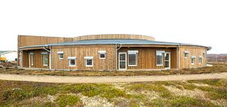 Kautokeino Home Care Center in the Arctic Circle achieves Norway's highest  efficiency standards | Inhabitat - Green Design, Innovation, Architecture,  ...