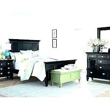 white bed black furniture. Fashionable Art Van Bedroom Home Furniture Sets White Bed Black