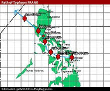 Typhoon Tracking Chart Typhoons In The Philippines Wikipedia