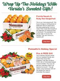 pin by poinsettia groves on poinsettia groves florida citrus gifts florida oranges gifts and email caign