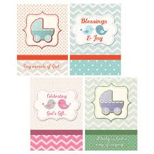 baby congratulations cards blessings and joy boxed cards baby congratulations pack of 12