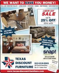 Texas Discount Furniture Austin Metro Leander