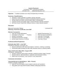 Pharmacy Technician Resume Examples Stunning Pharmacy Technician Resume Example Sample Unique Pharmacist Media Of
