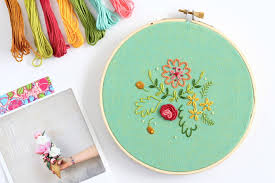 Free Hand Embroidery Patterns Delectable 48 Free Hand Embroidery Patterns Swoodson Says