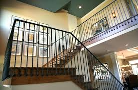iron stair railing – metabology.co