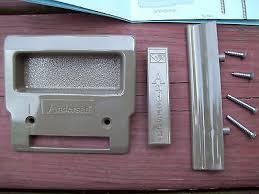 0827705286559 andersen gliding patio door tandem roller assembly 1982 to present