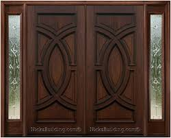 double front door with sidelights. Delighful Front Chic Front Door Double Designs Modern Doors Elegant And Ethnic  Wooden Design On With Sidelights T