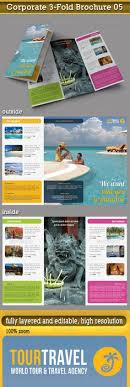 Travel Tours Flyer Templates Flyer Template Psd Templates And ...