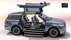 2018 lincoln small suv. modren small 2018 lincoln navigator concept luxury suv exterior u0026 interior design hd   youtube and lincoln small suv