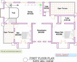 kerala model house plans 900 sq ft best of plan and elevation 2800 sq ft kerala