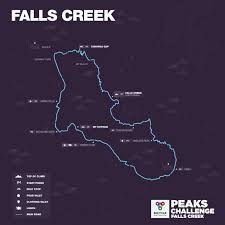 Routes Prices Peaks Challenge Falls Creek Bicycle Network