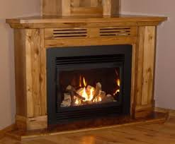 corner gas fireplace dimensions cherry standard corner mantel. gas ...